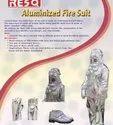 Aluiminium fire suit