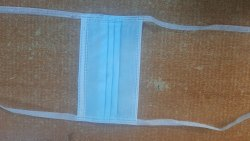 Face Mask Tie And Elastic