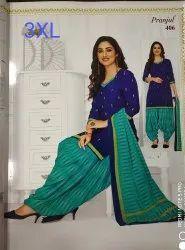 Pranjul Readymade Patiyala Dresses