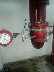 Fire Gong Bell