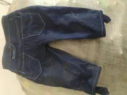 Children Jeans Capri