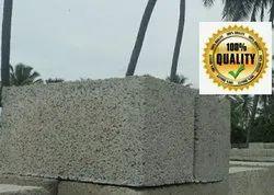 Dense Solid Concrete Block