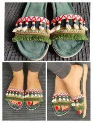 Ladies Fancy Footwear, Ind (37 To 41)