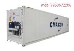Export Reefer Container Lashing Service