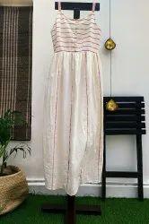 Full Sleeves Ankle Length Dress Kurta