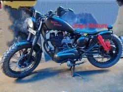 Motorcycle Royal Enfield Custom Modification Service