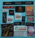 Multicolor kids labels