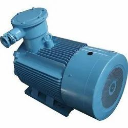 Lhp Three Phase Industrial Flameproof Induction Motor, IP Rating: IP55, IP66