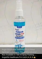 Angio Hand Sanitizer