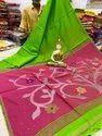 Handloom Sequence Jamdani Sarees