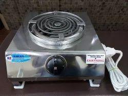 Single gas burner electric, Size: 1foot, Model Name/Number: Egb