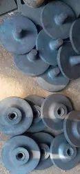 Gray Cast Iron Casting, grey cast iron casting, For Industrial, Grade: FG260