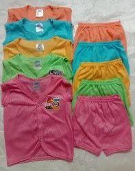 5 Color Unisex Baby Clothes