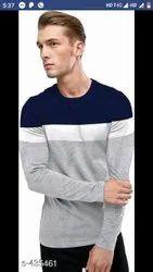 Cusomized Full Sleeve T Shirt