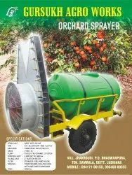Orchard Sprayer For Citrus