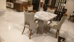 Imported Marble Dining Table