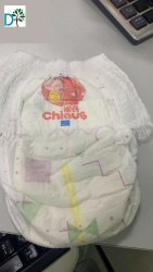 Teddy Disposable Baby Diapers