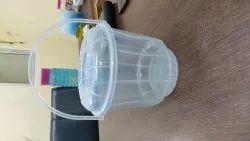 Plastic 3ltr Bucket
