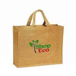 Shop Eco Jute Grocery Bag