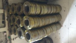 Rotavators Flange Gear