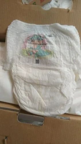 Imported Size L Xl Majour in Stock Kids Disposable Diaper Pants, Size: Large, Packaging Size: 30-46pc