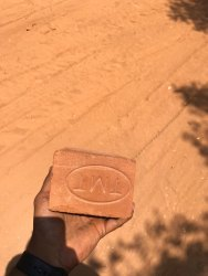 Rectangular Red Bricks, Size: 9 X 4 X 3 Inches