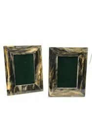 Multicolor Camical photo frame, For Home, Size: 6x4