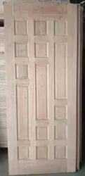 Readymade Wooden Door, For Home
