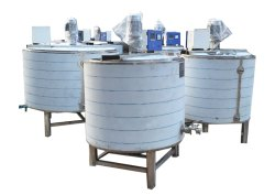 Milk Pasteurizer 50 Ltrs
