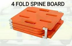 Spine Board Four Fold