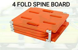Spine Board Four Fold