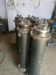 Wintech Shell And Tube Heat Exchangers, Oil, 30