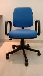 Workstation fabric chair