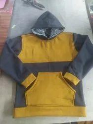 Full Sleeve Casual Jackets Mens Hoodie Jacket