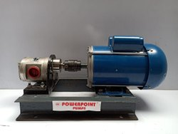 1.5 ss gear pumpset with motor