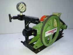210 Kg Motorised Hydraulic Test Pump