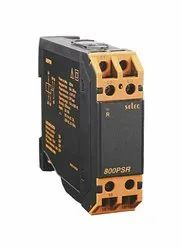 Selectron Phase Sequence Din Rail Timer,800psr