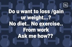 Weight loss/gain