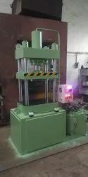 Hydraulic Four Pillar Press