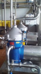Ghee Clarifier Purifier Machines