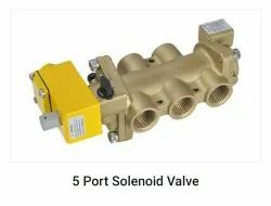 Rotex 5 Port Solonoid Valve