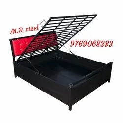 Powder Coated Metal Bed
