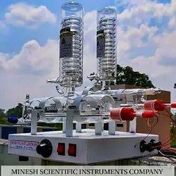 Water Double Distillation Unit 2 Liter/Hour