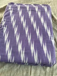 Cotton 44-45 Handloom Textile Fabric, For Garments, GSM: 50-100