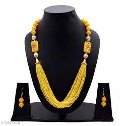 Stone Jewellery Set