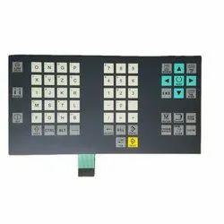 Siemens SINUMERIK 802D SL Full CNC Keyboard 6FC5303-0DM13-1AA1 6FC5 303-0DM13-1AA1