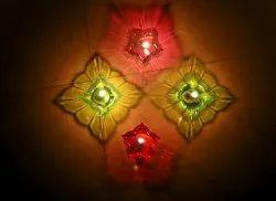 Diwali Decoration Reflaction Diya