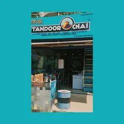 Ms Round Tandoor Chai