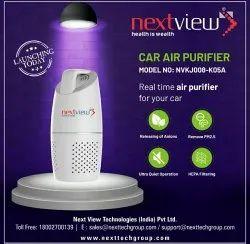 Plastic Car Air Purifier