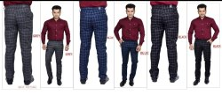 Hanex Cotton Trousers